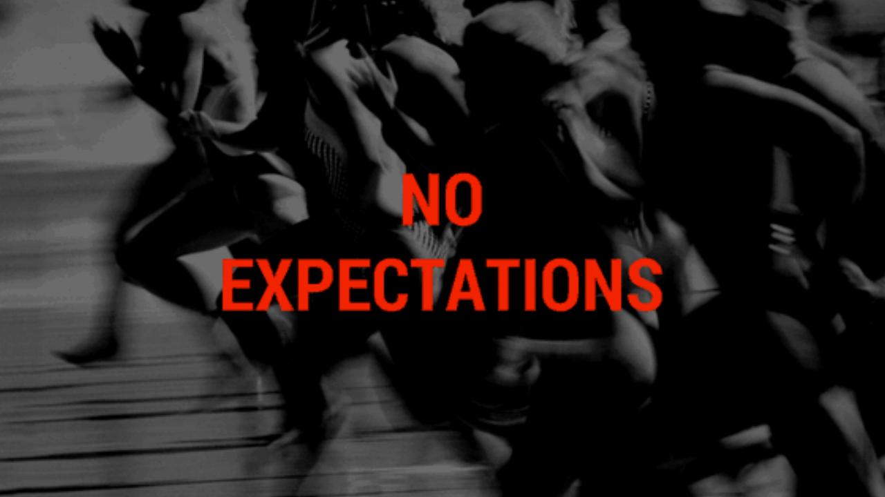 No-referee-expectations