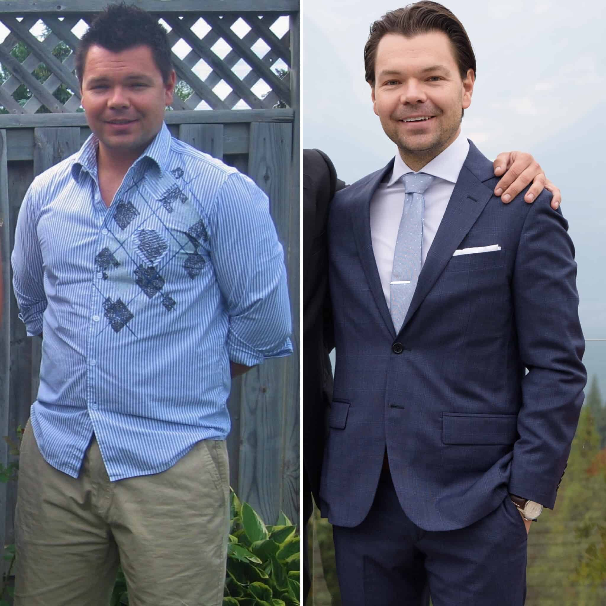 40lbs lost on my low carb diet keto journey!