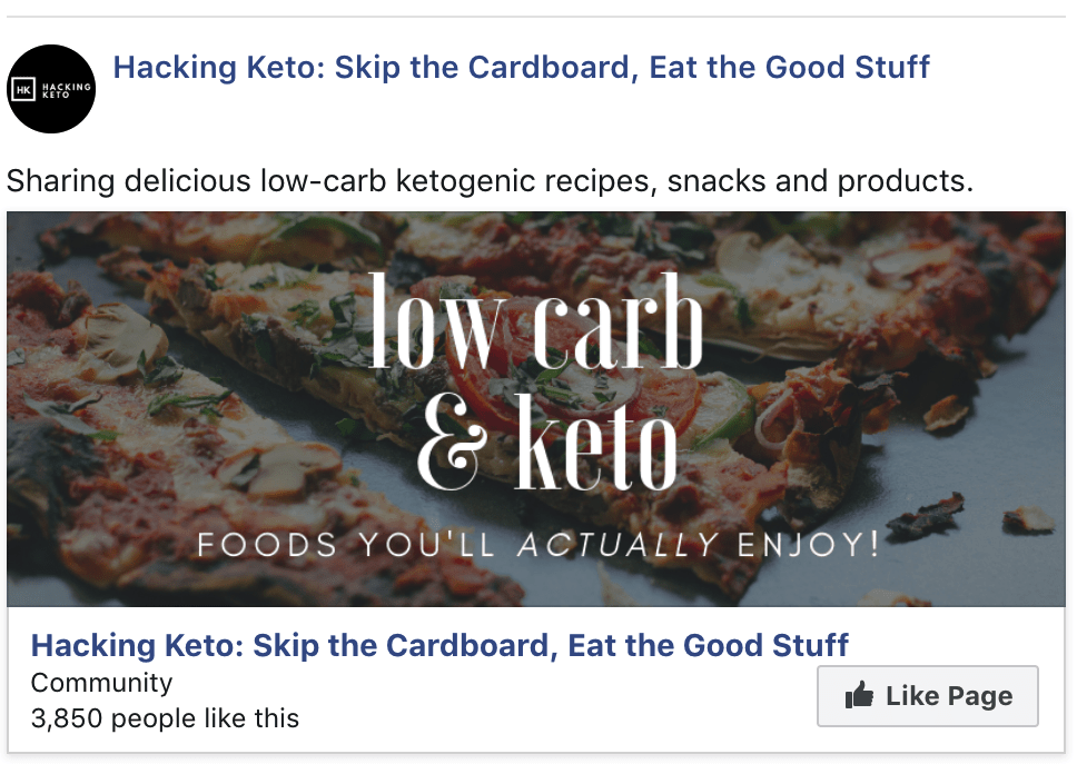 Hacking-keto-diet-facebook-page.png