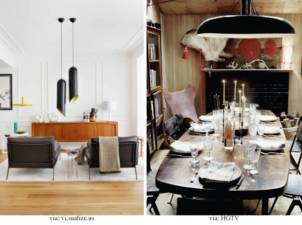 Eclectic Modern Style