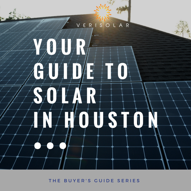 your guide to solar energy in Houston, TX