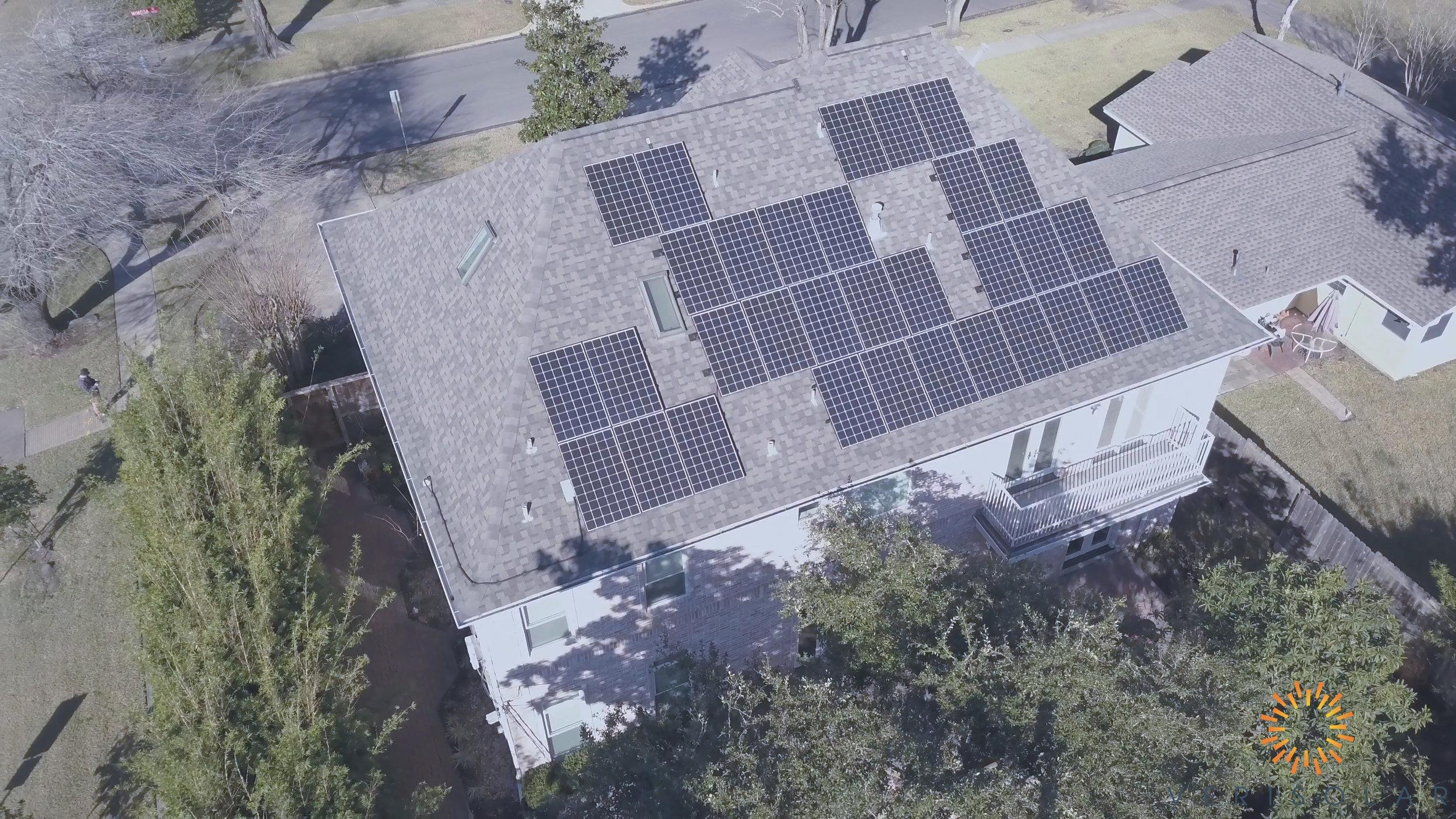 BELLAIRE, TX - 10.8 kW