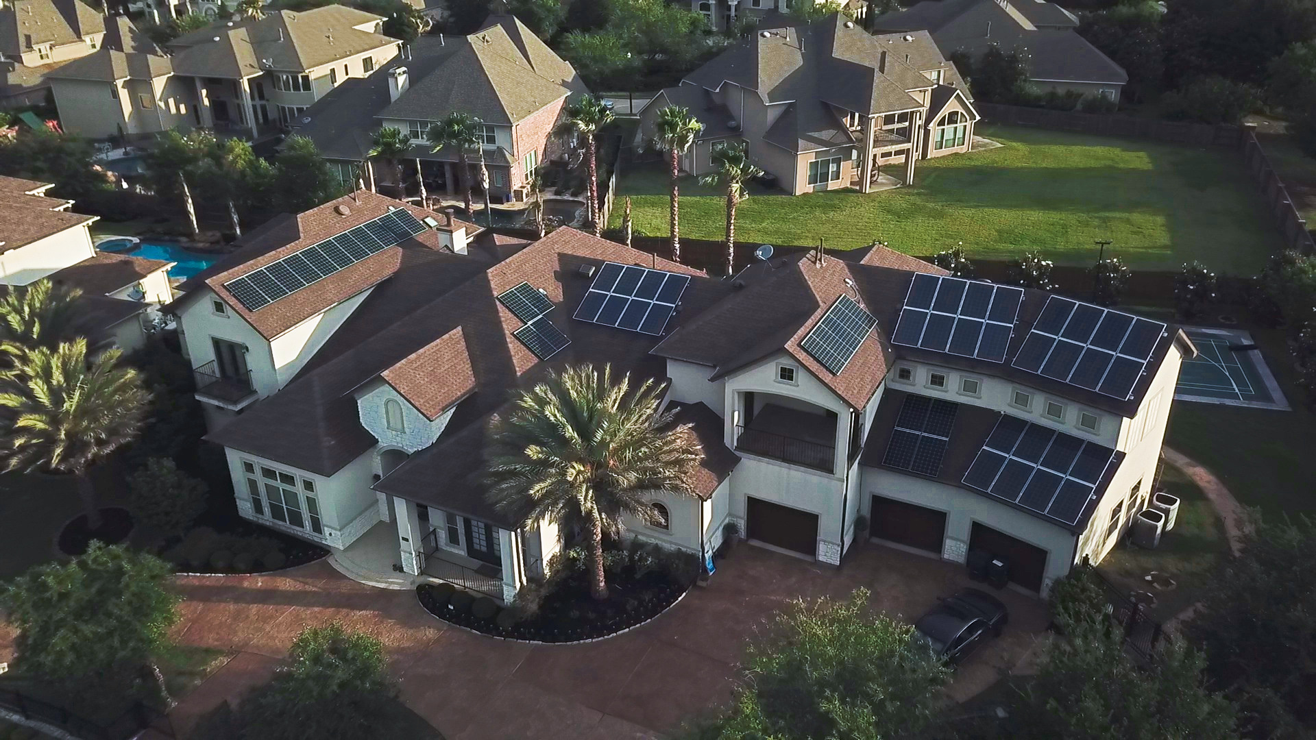 SUGAR LAND, TX -6.6 kW Expansion