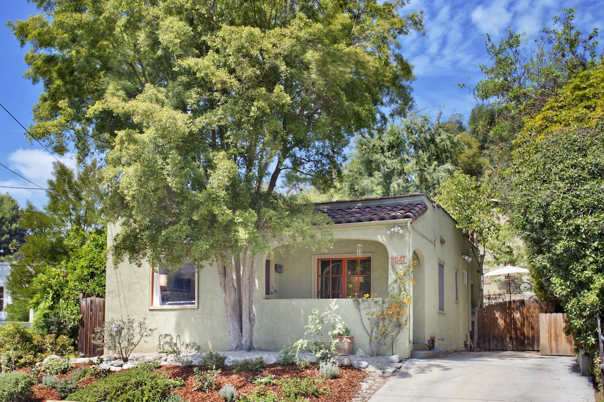 Echo Park Duplex Real Estate