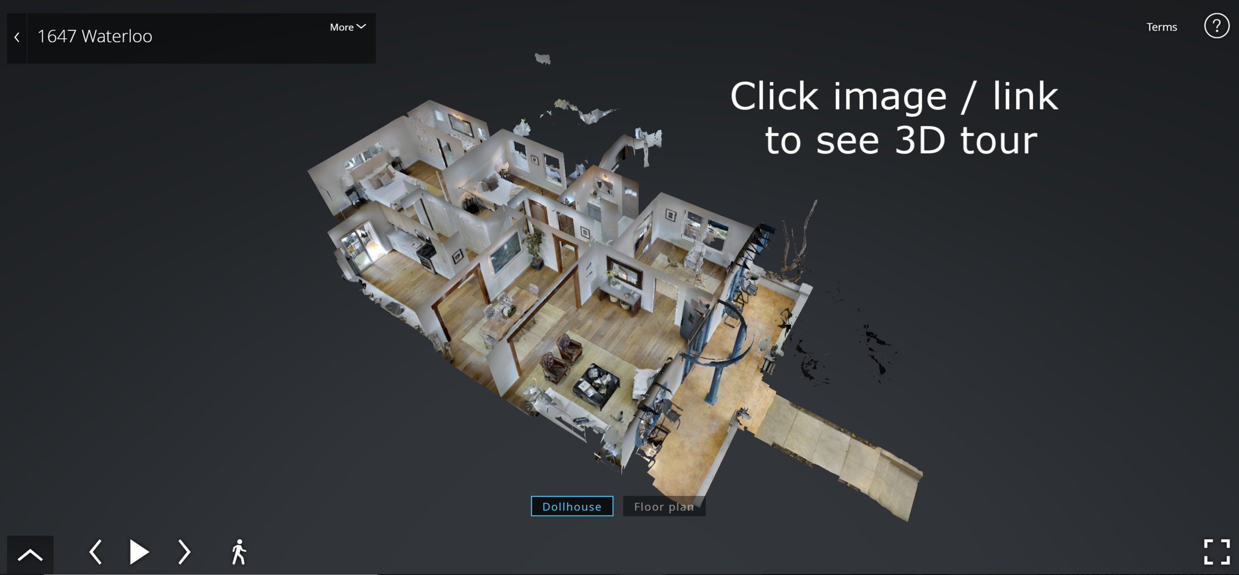 Click on the image to view a 3D scan of the property