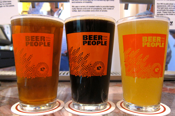 Flight $10, pint $6-8, non-alcohol drinks available