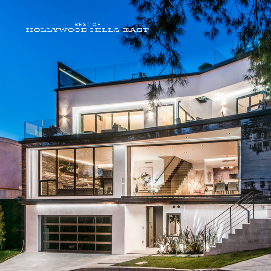 Best of Hollywood Hills East Real Estate