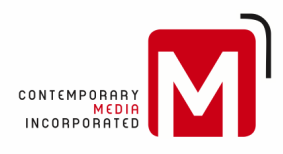 Sponsored by Contemporary Media
