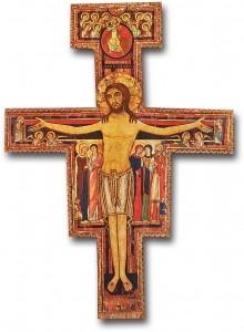 The San Damiano Cross