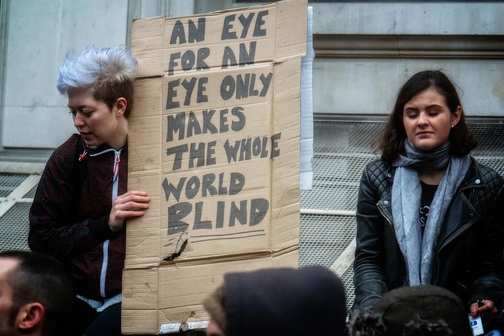 An Eye for an Eye by Garry Knight