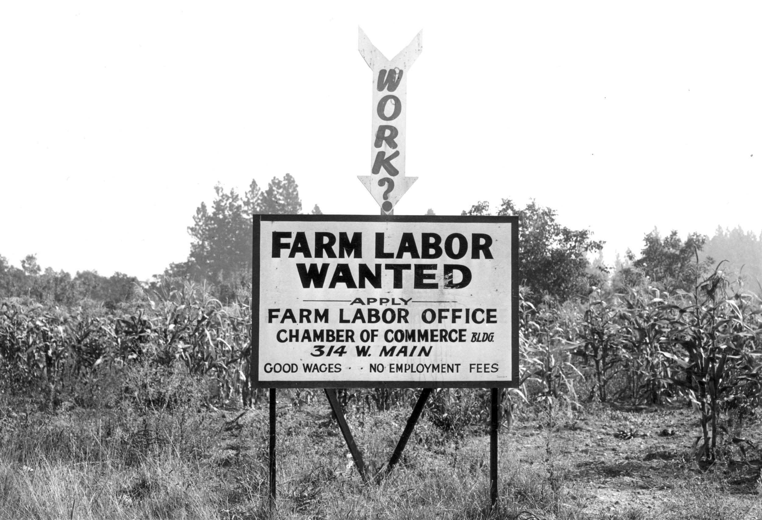 Medford_farm_labor_sign,_1944_(5858423572).jpg