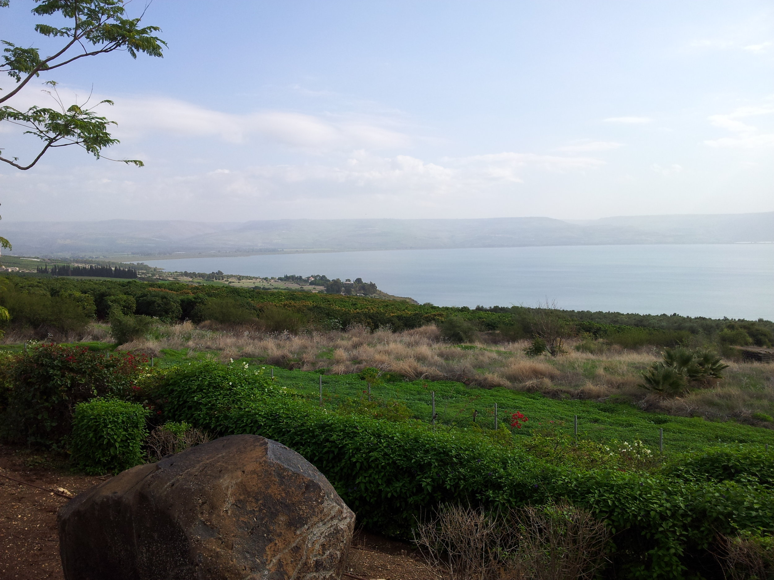 The Mount of the Beatitudes
