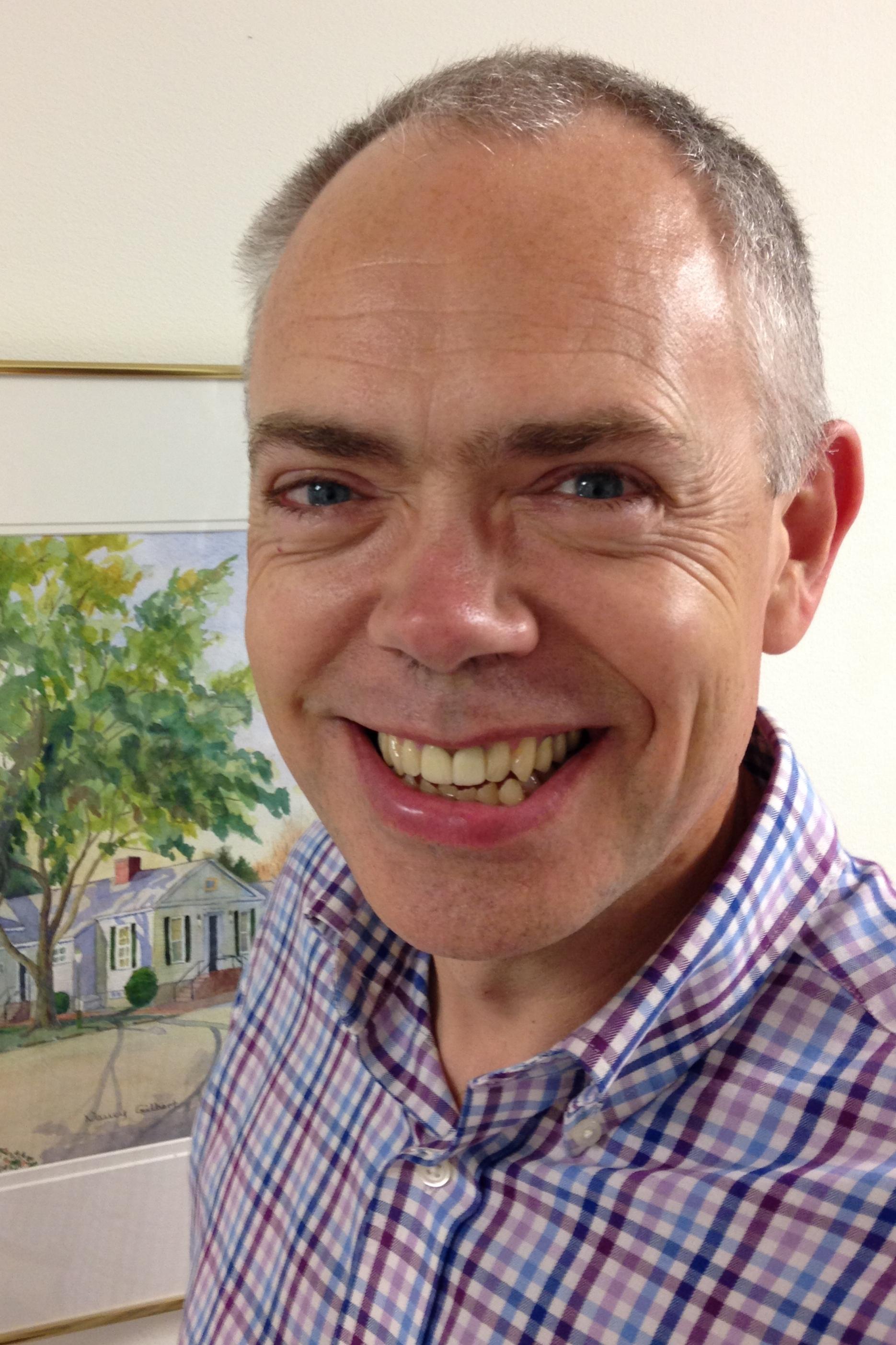 James Turner - Director of Music
