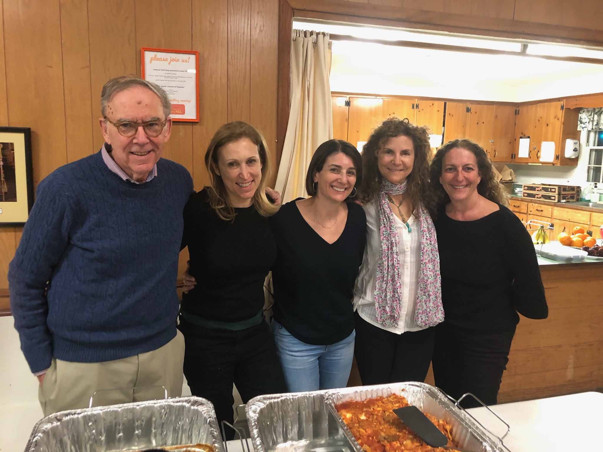 and Congregation B'nai Yisrael.  Thank you to all participants for their support of ESP, and many thanks to John Bernson for a stellar job organizing the effort!