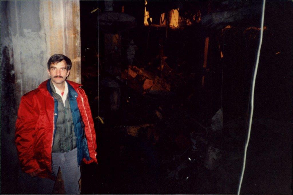1993 WTC Bombing Investigation