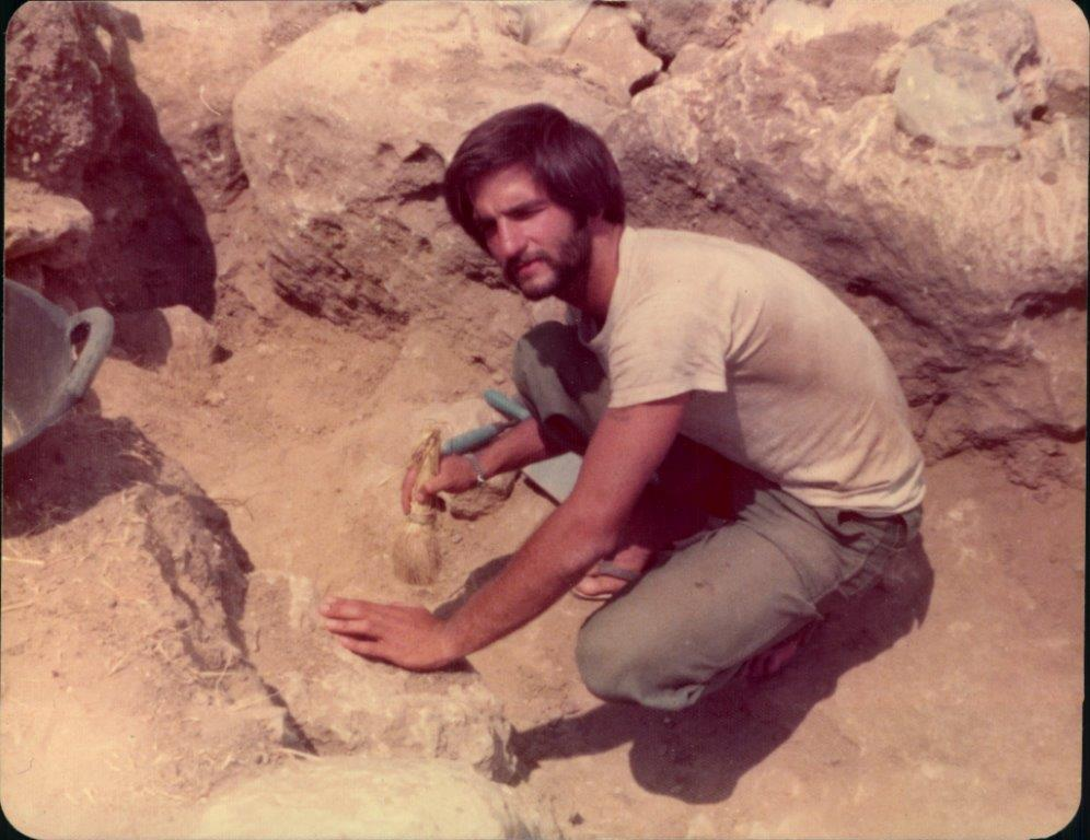 Archaeology Dig in Mallorca (1977)