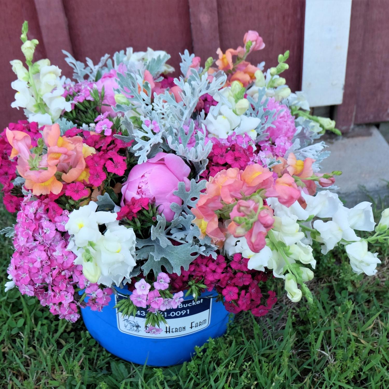 May CSA Bouquets