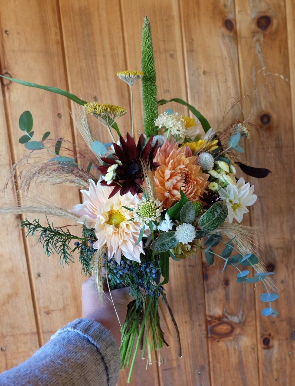 Hayley Bridesmaid Bouquet.JPG