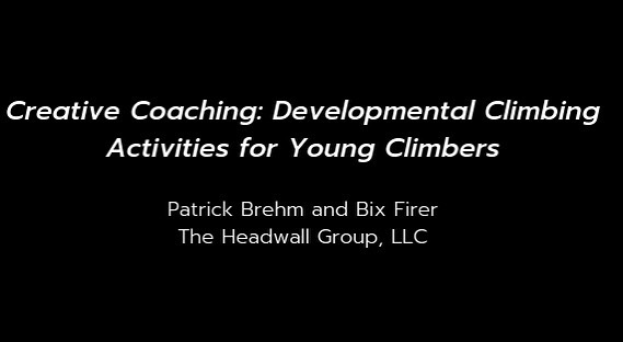 Our Creative Coaching resource is now available! (Link to purchase in our bio)  Creative Coaching: Developmental Climbing Activities for Young Climbers is a guide to providing creative, active, and learningful climbing programming for youth. Creative Coaching includes tools for structuring experiences to ensure young climbers are learning, whether preparing for a climbing competition, engaging in a teambuilding program, or participating in a summer camp climbing program.  The activities provided in the guide allow young climbers to learn and develop while staying active and having fun. This 50 page guide gives facilitators of climbing programs the tools to think outside the box and have fun, while helping young climbers reach their goals.  #creativeactiveeducation #education #coaching #rockclimbing #climbingcoach #climbingcoaching #youthdevelopment #experientialeducation