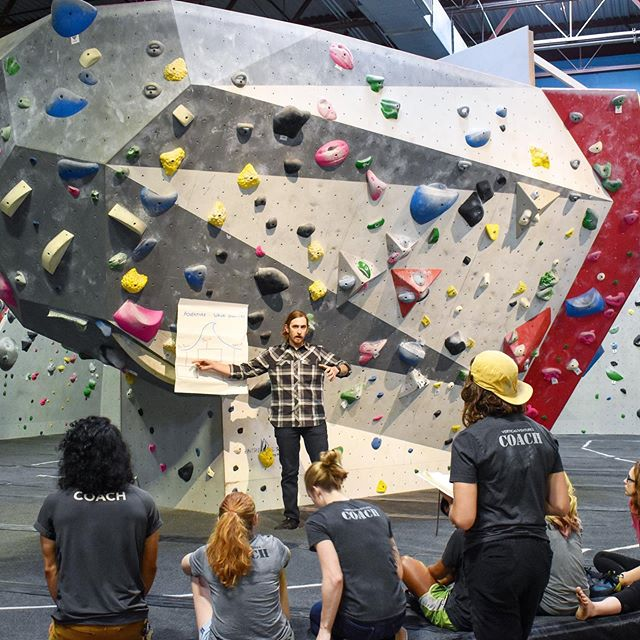 Headwall Group was formed with a vision to help organizations bring the highest quality of programming to their participants. We believe that includes using a learningful, reflective and fun approach to youth programming!  @bixfirer introducing the Adventure Wave model to the youth climbing coaches of @verticalventures in St. Petersburg, FL. We had a ton of fun getting to know and work with such a dedicated, thoughtful and fun group of people! . . . #experientialeducation #creativeactiveeducation #youthrockclimbing #youthdevelopment