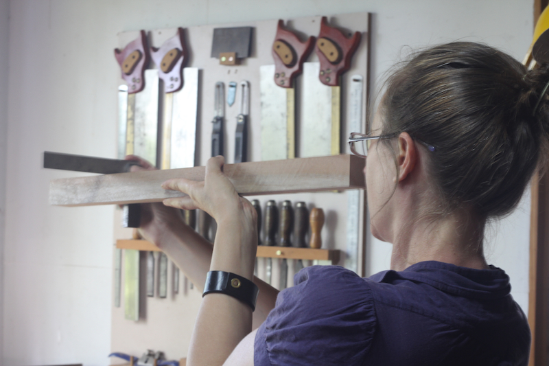 Fine hand tool work is fundamental to woodworking and furniture making
