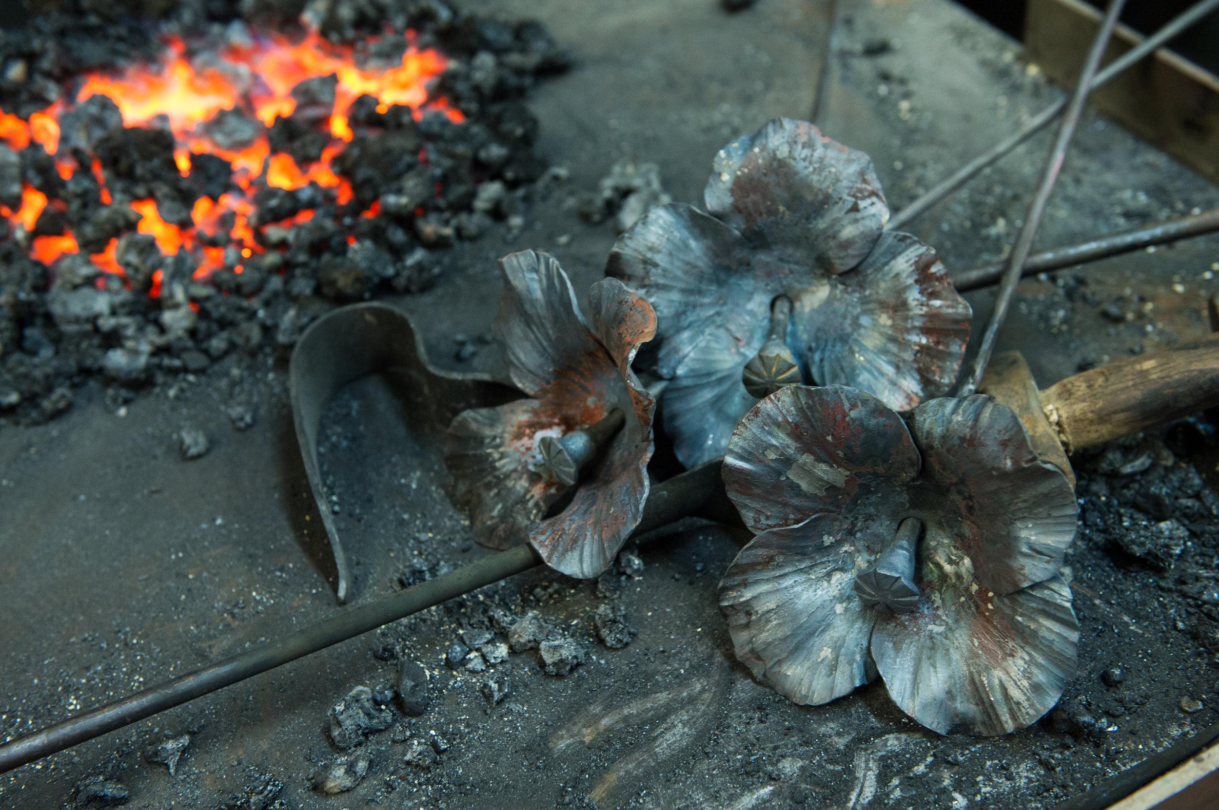 Forged Flowers.jpg