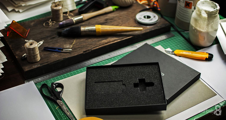Custom box making