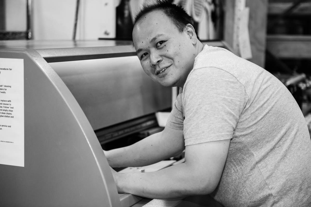 Chandra Wijaya  Production Assistant  P  02 9212 1313