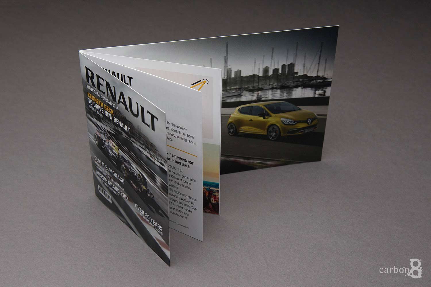 Renault direct mail open