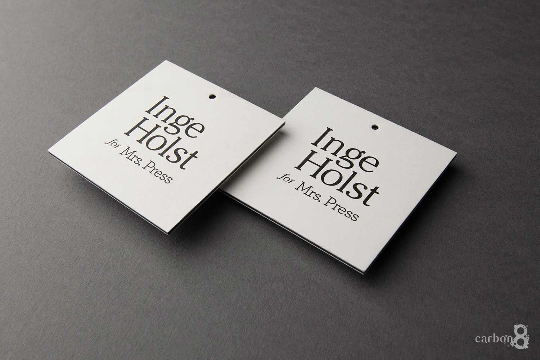 Ingle Holst swing tags
