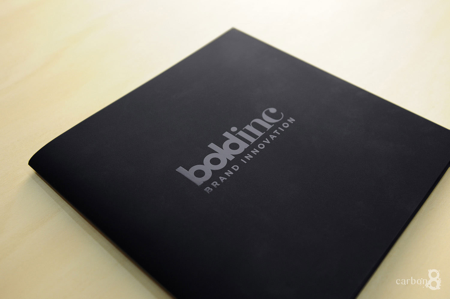 Booklet celloglazed Boldinc - cover
