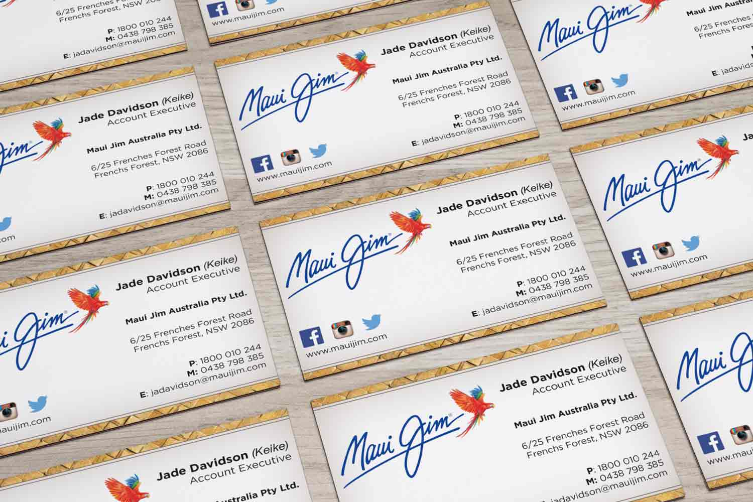 quality business card printing online