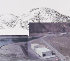 John Holmgren & Nick Conbere drawings and photos