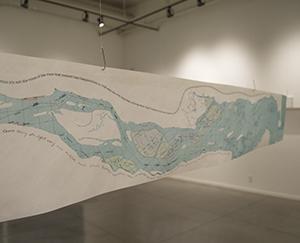 Rita Wong & Fred Wah poetry map
