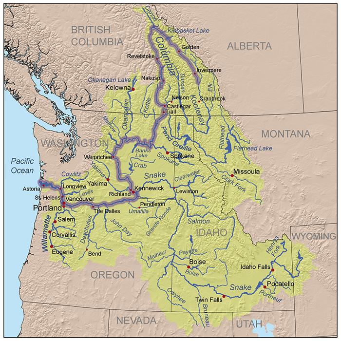 Columbia River Map 700pixels.png
