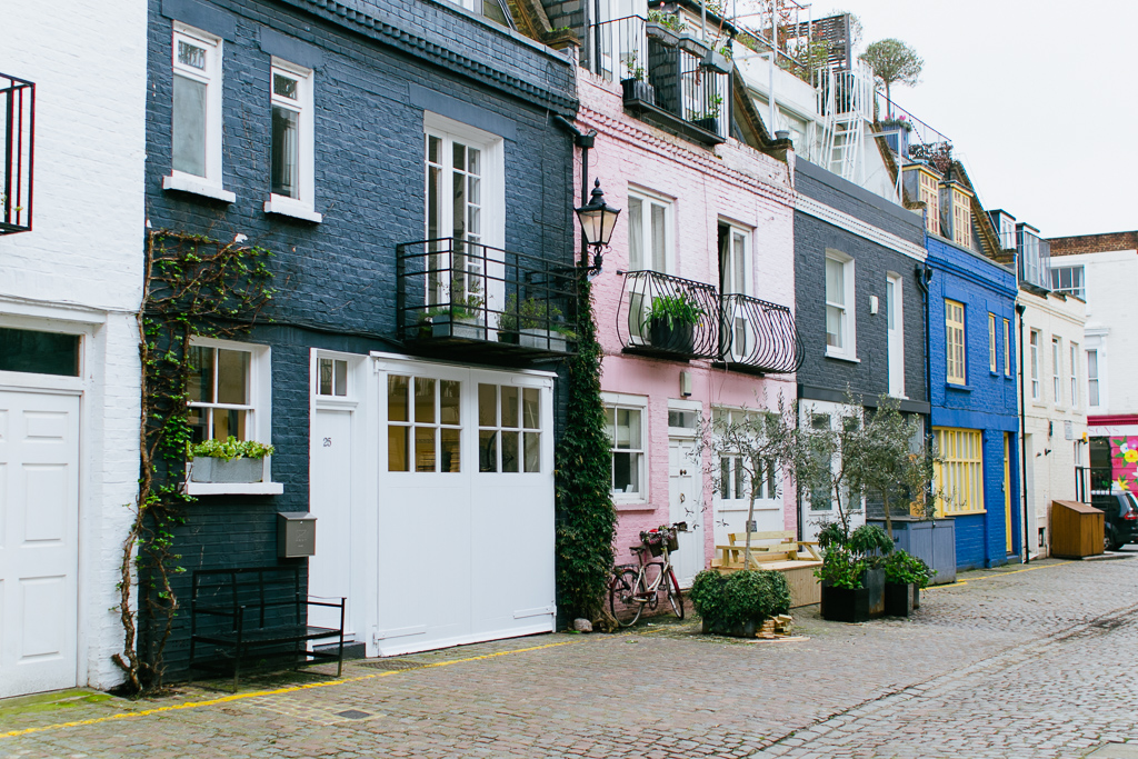 Notting Hill London England UK Love Actually