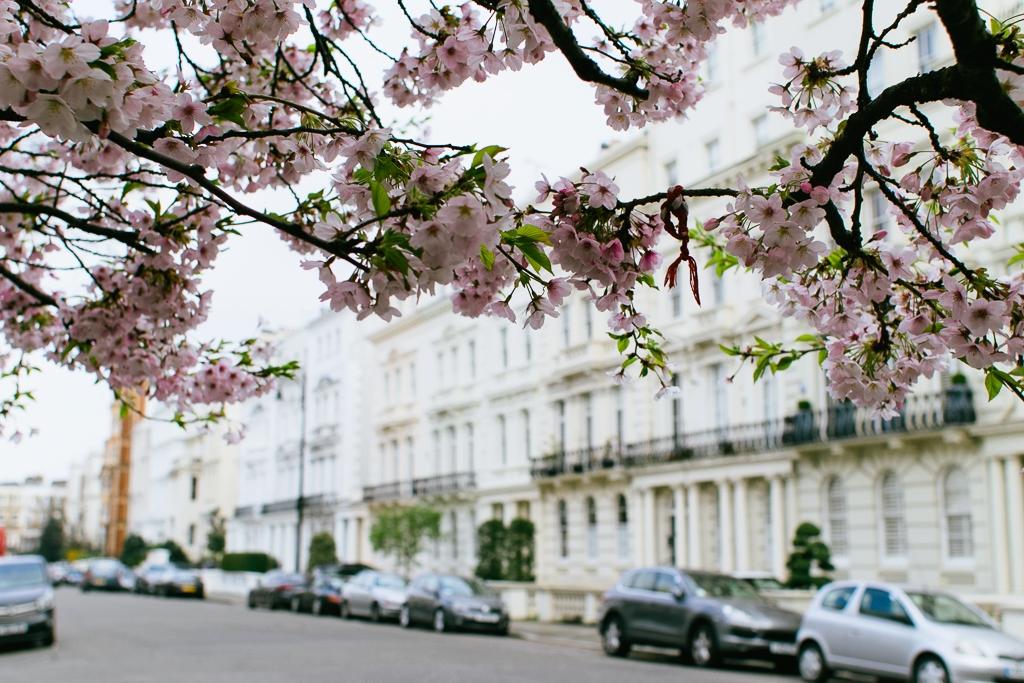Notting Hill London England UK