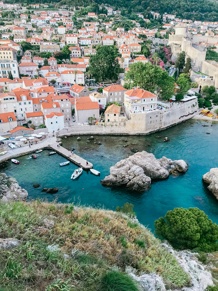 """Black Water Bay"" in Dubrovnik"
