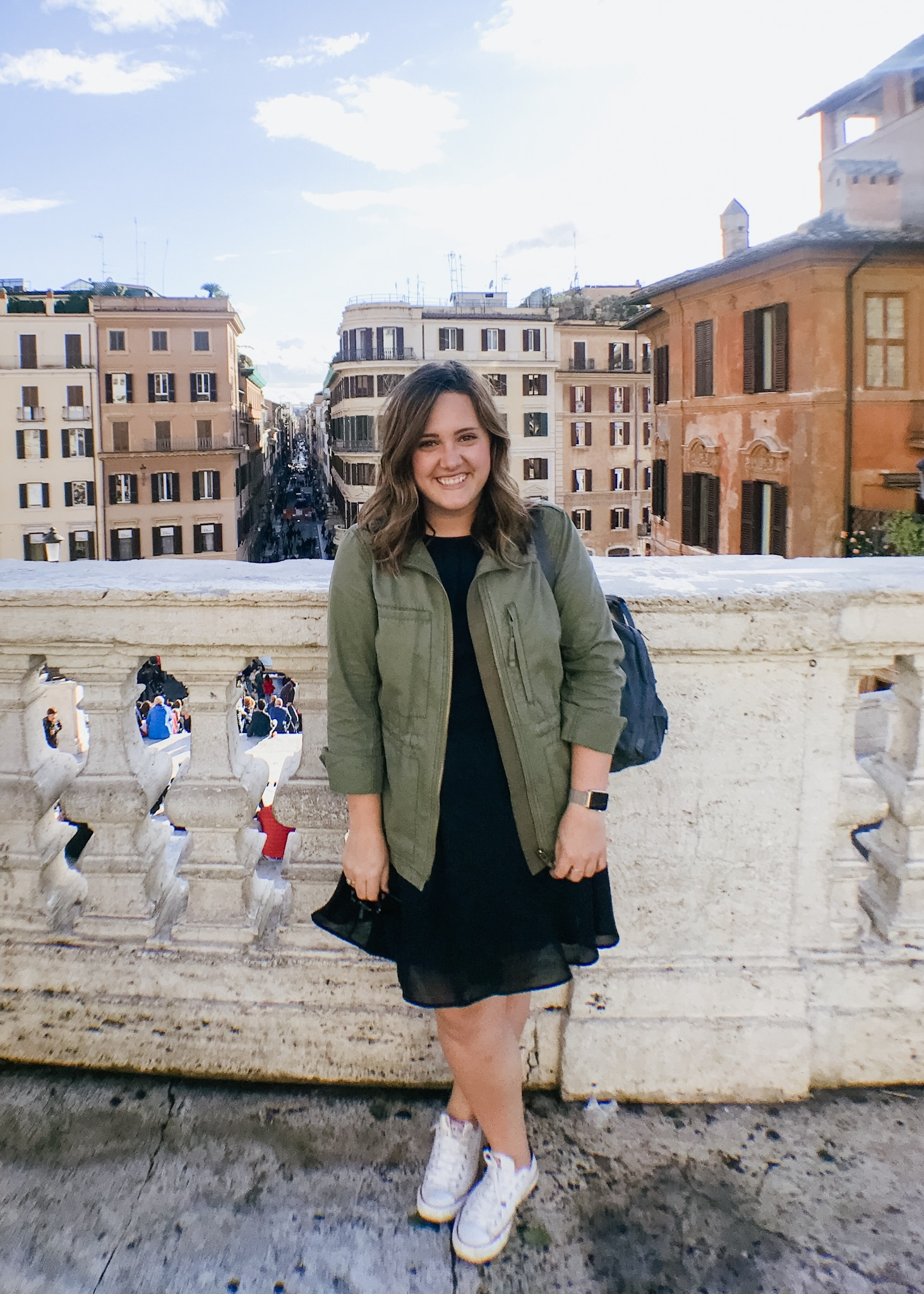 Rome Spanish Steps gennean