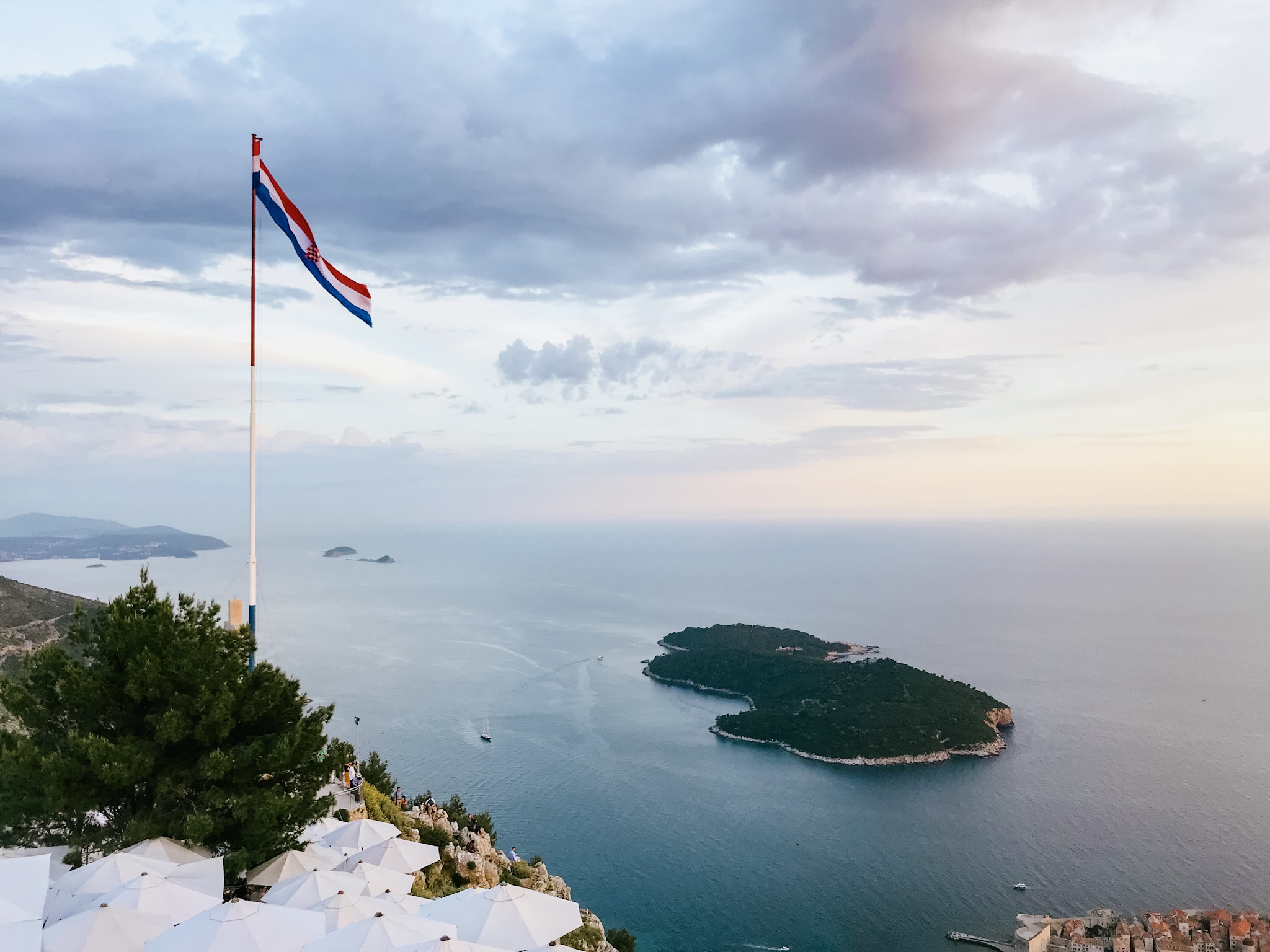 Old Town Dubrovnik Croatia Game of Thrones