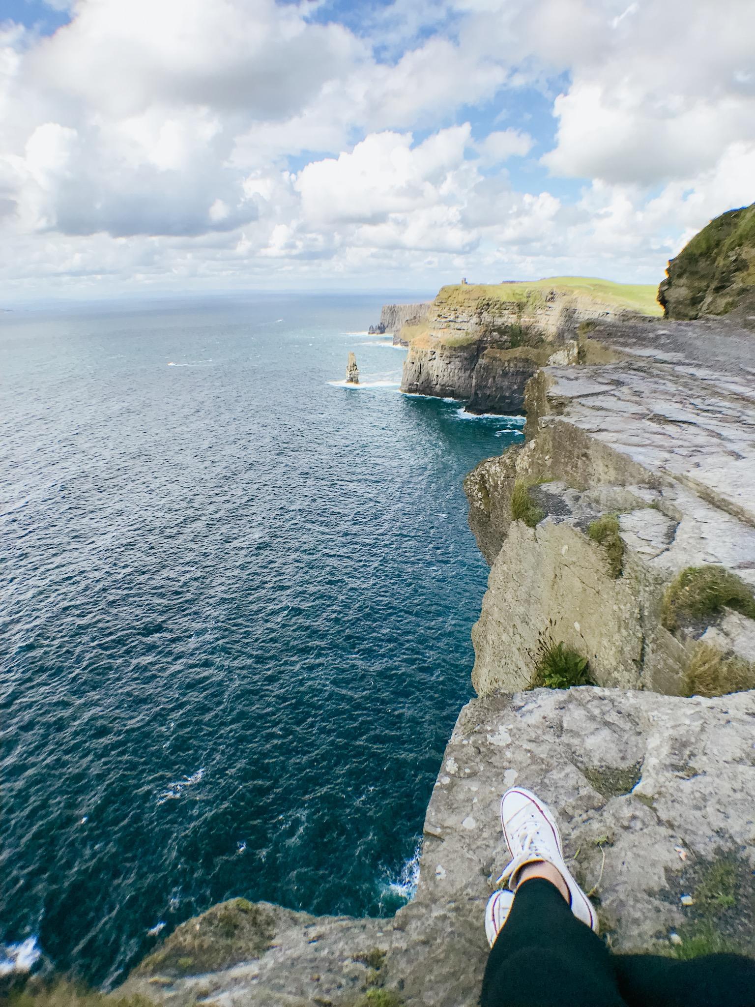 Ireland cliffs moher