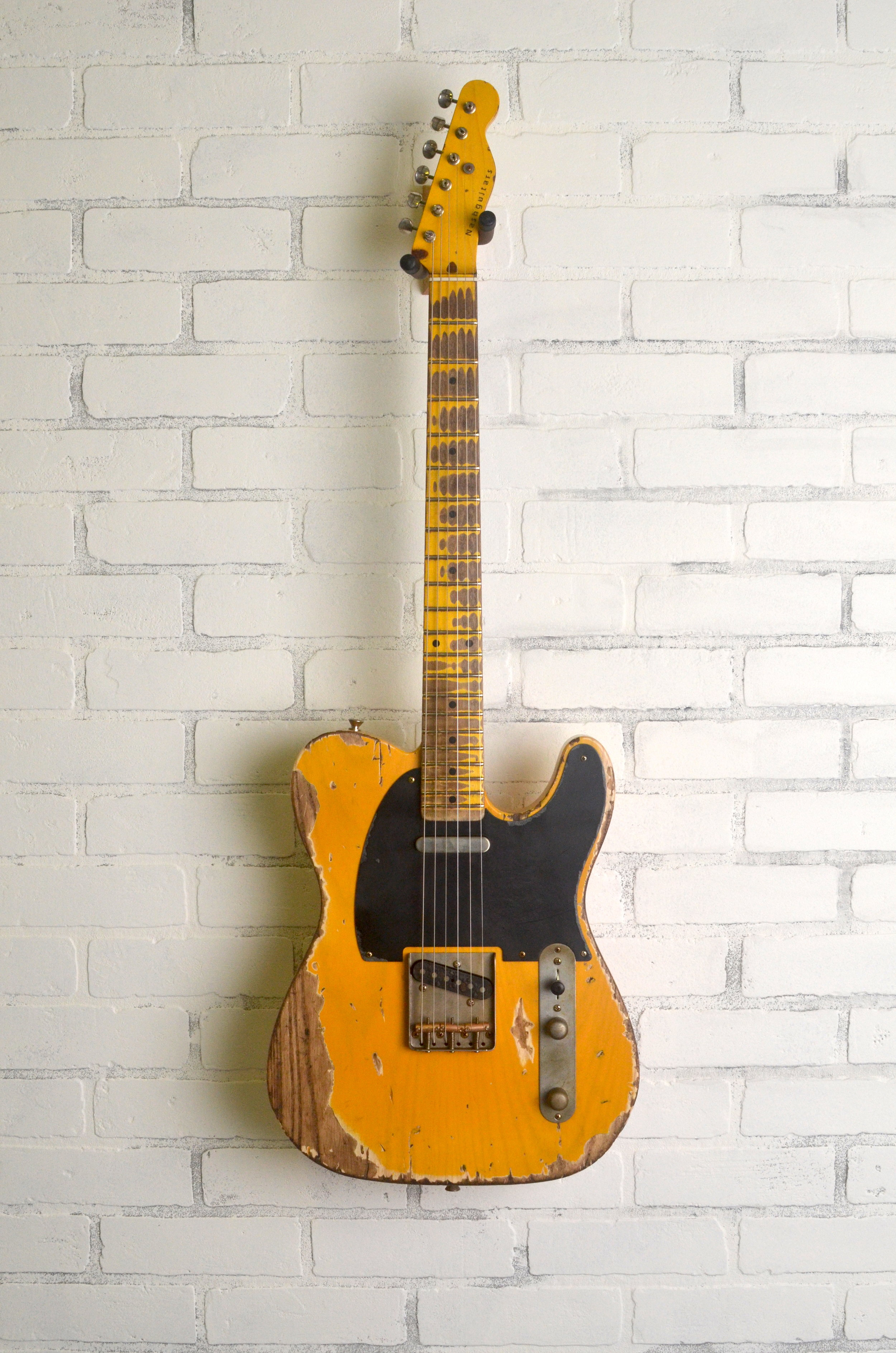 Nashguitars Nash Stratocaster Guitar Wiring Diagram on