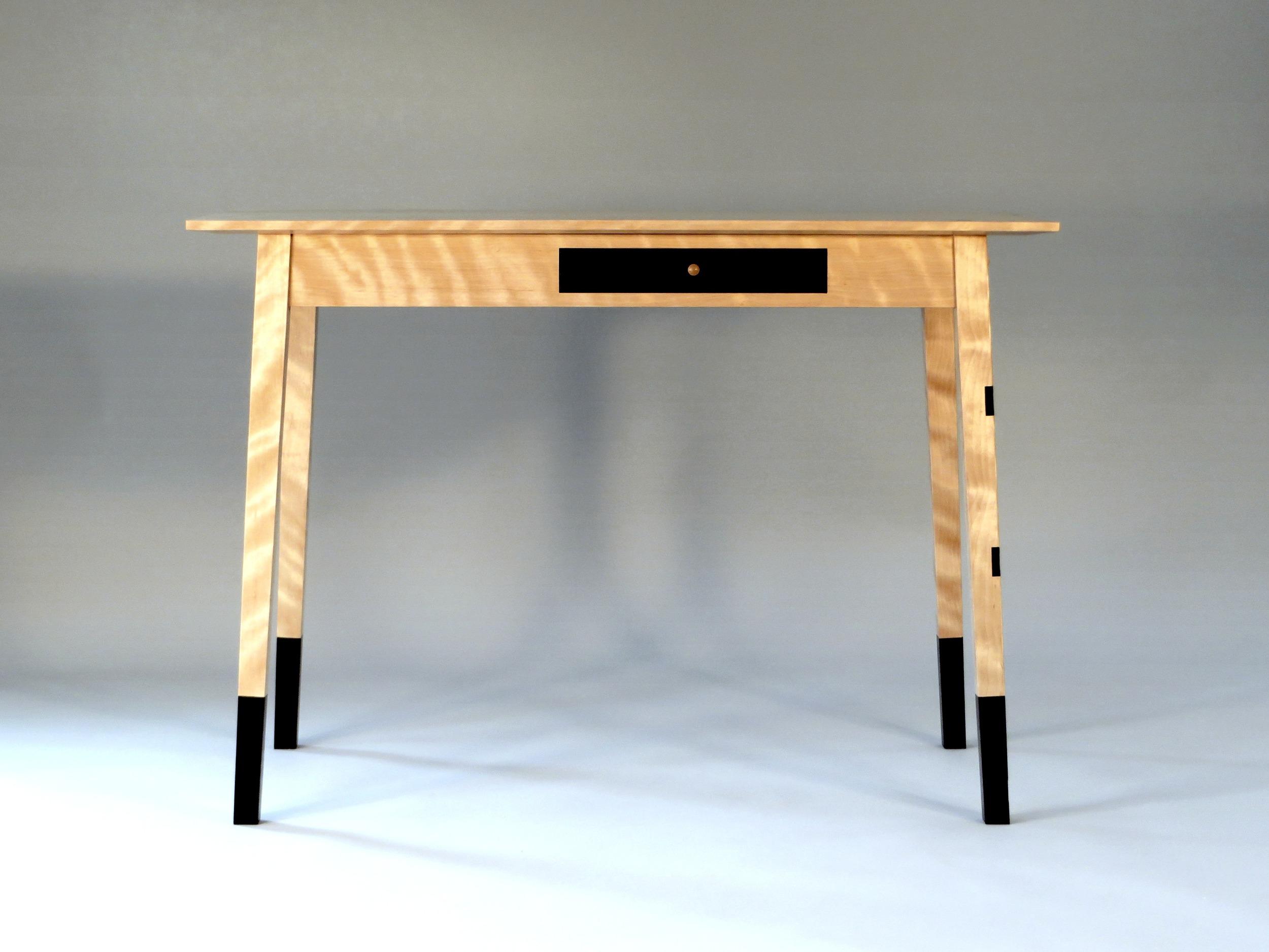Flame Birch Desk