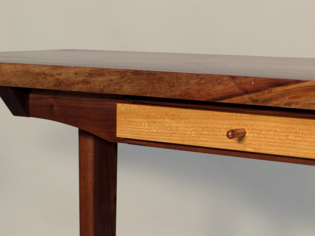 Drawer and slab detail
