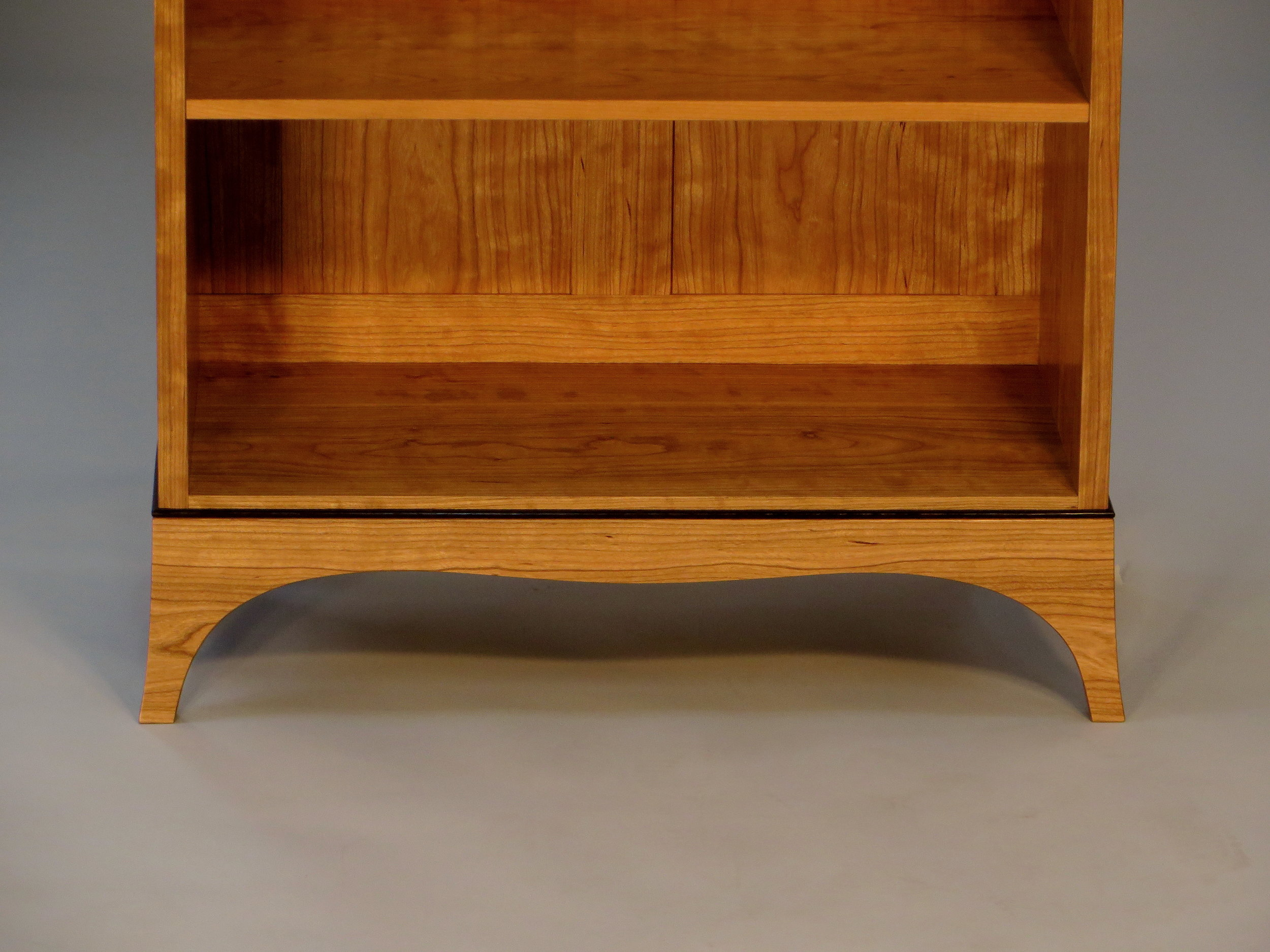 Cherry Bookcase