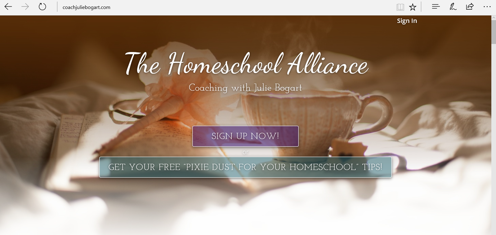 Homeschool Alliance