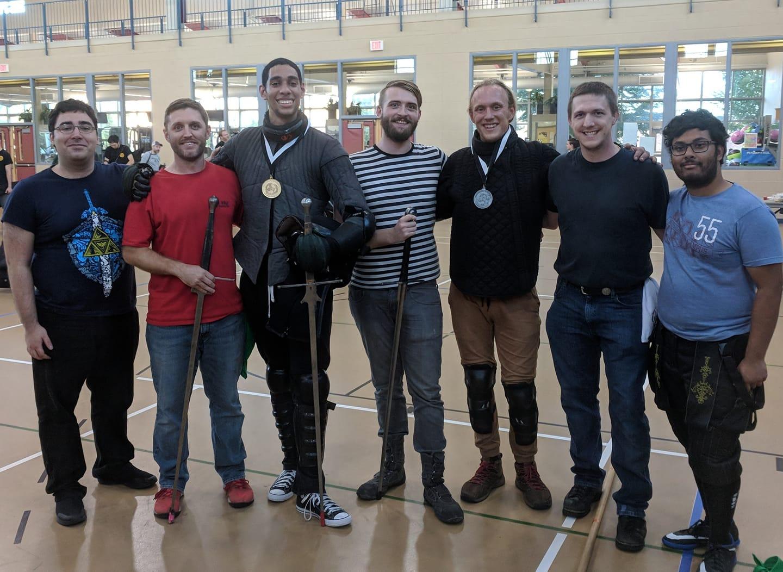Mid-Atlantic Regional Tournament: Fighty McFightFace 2018  Photo Credits: Dana Dougherty