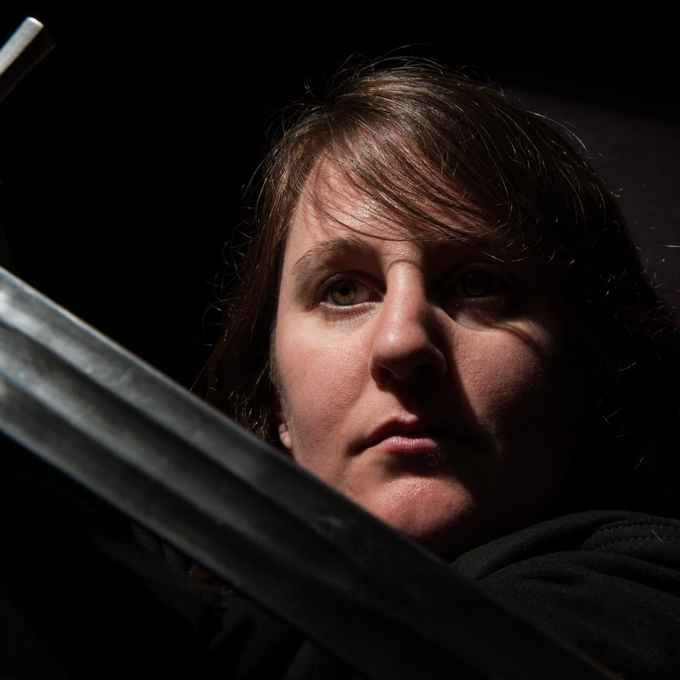 Julie Olson  Julie Olson is began studying German Longsword with Athena School of Arms in 2013. Though the Longsword is her primary weapon, she has dabbled in Italian Rapier, Sword & Buckler, Broadsword, and Dagger. Julie has received top-5 placements at a few regional/national tournaments, as well as Technical Excellence awards. She is one of the head instructors at Athena, Manager of the New England Sword Gathering - a league for Northeast HEMA clubs - and Event Director of Iron Gate Exhibition, the largest HEMA Tournament in the Northeast.  Class: Corner Coaching with Confidence