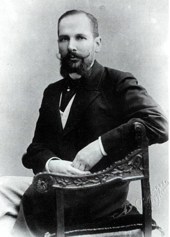 Prime Minister Pyotr Stolypin (1862-1911)