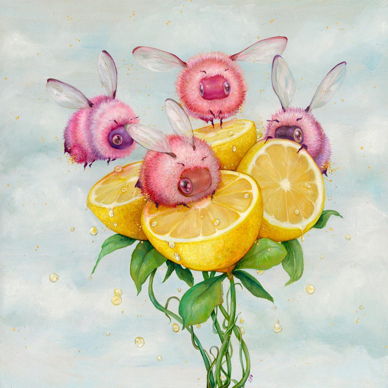 camilla-d'errico-urban-contemporary-painter-illustrator-character-creator-comic-vancouver--pink-lemonade.jpg